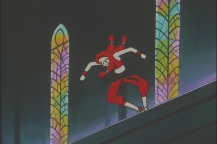 I think Sailor Moon needs to stop using big swirly magic attacks and just start running at people