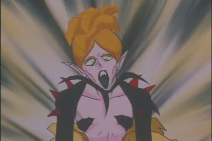 Ew. She looks like that bad guy from Skyfall