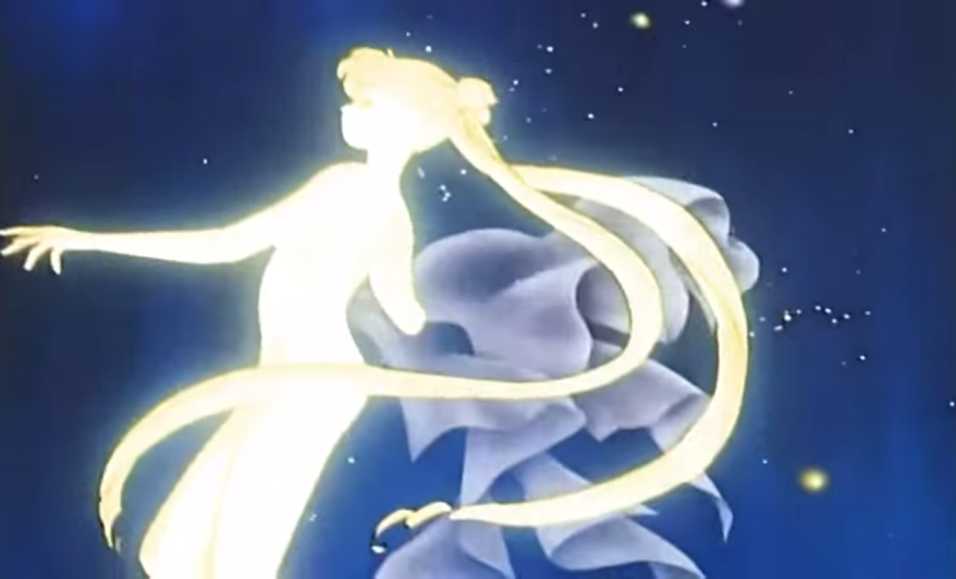 Sailor Moon S - opening Super Sailor Moon