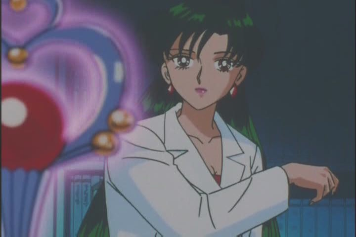 """Screw it, I quit as Sailor Pluto. You can go save the universe by yourself, sentient stick thing."""