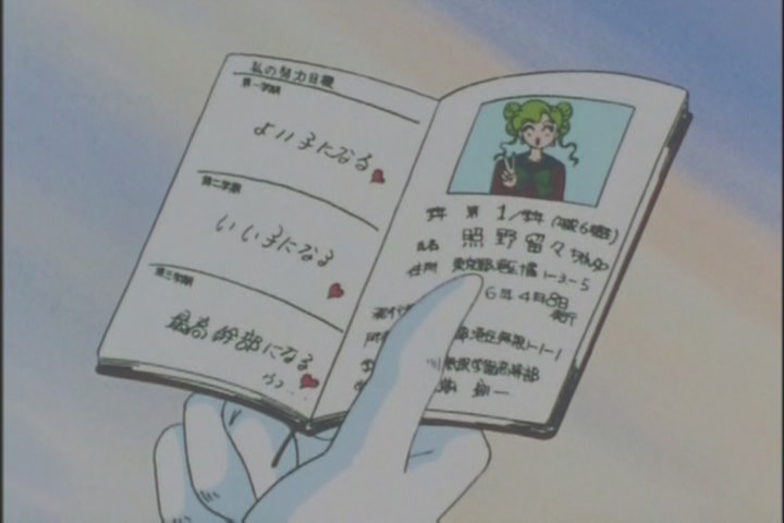"""Hey, it says here she was only 14. You totally just murdered a kid, Tuxedo Kamen."""