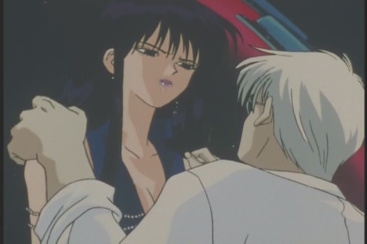 """""""Hotaru, is that... Oh sorry lady, I was looking for my daughter. Kinda looks like you."""""""