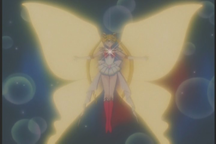 Sailor Moon is the Messiah