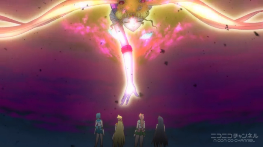 ...OK. Did anyone else get huge Neon Genesis Evangelion vibes from this? And, like, in the horrifying way?