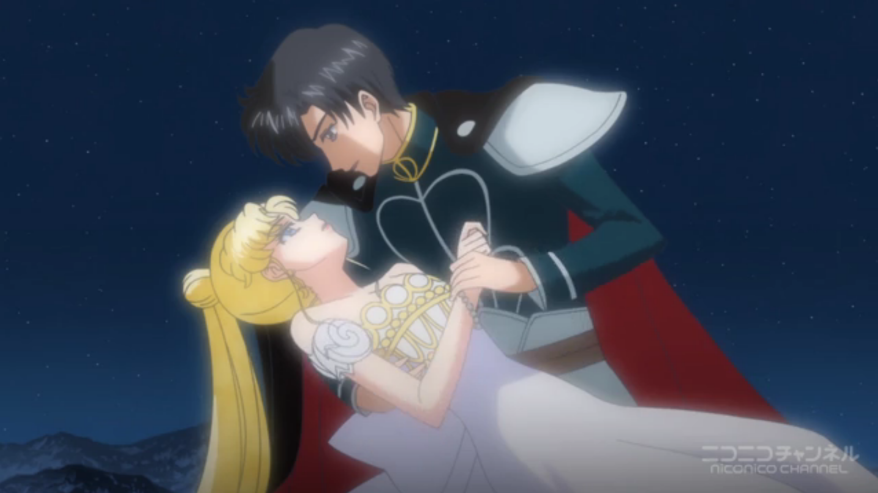 Sailor Moon Crystal - Princess Serenity & Prince Endymion