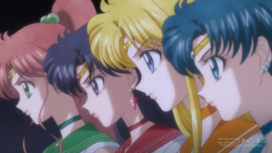 Sailor Moon Crystal - Sailor Senshi