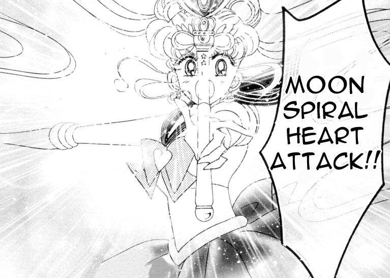 Moon Spiral Heart Attack