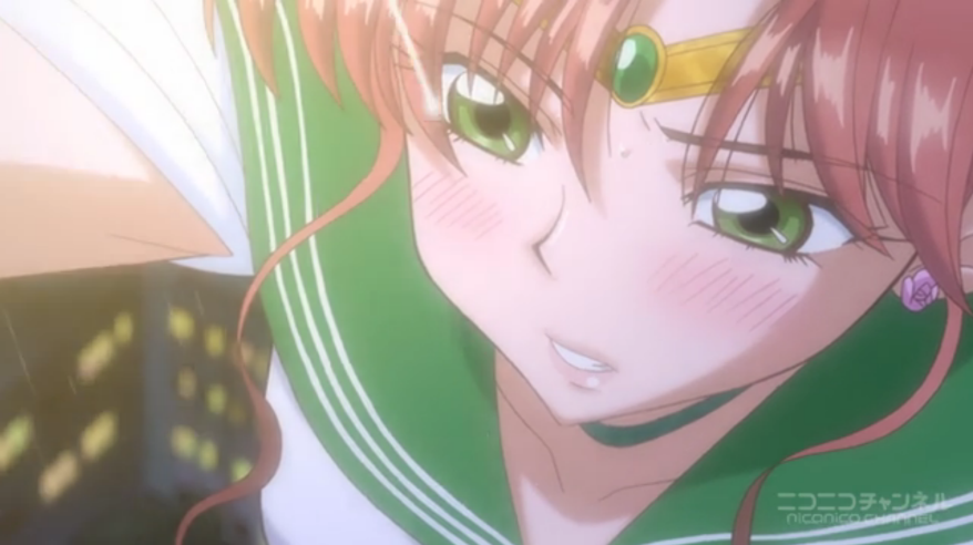 Sailor Moon Crystal - Jupiter ill