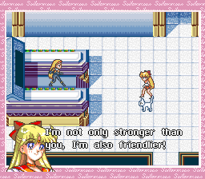 Sailor Moon Another Story - Venus' story