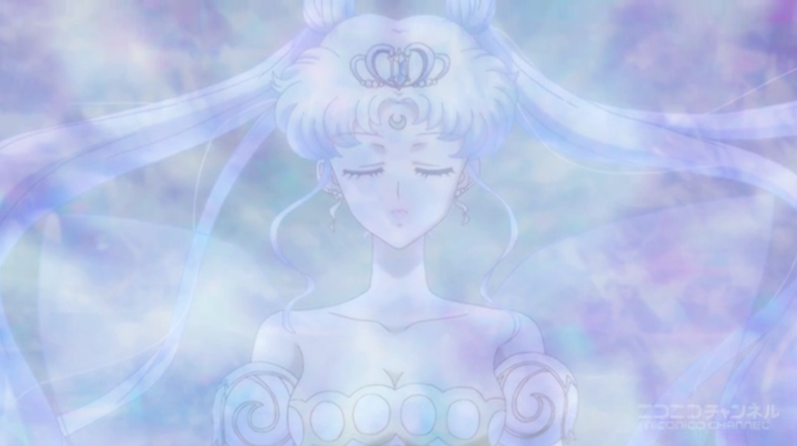 Sailor Moon Crystal - Neo Queen Serenity