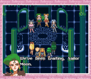 Sailor Moon Another Story - The Phantom Sisters