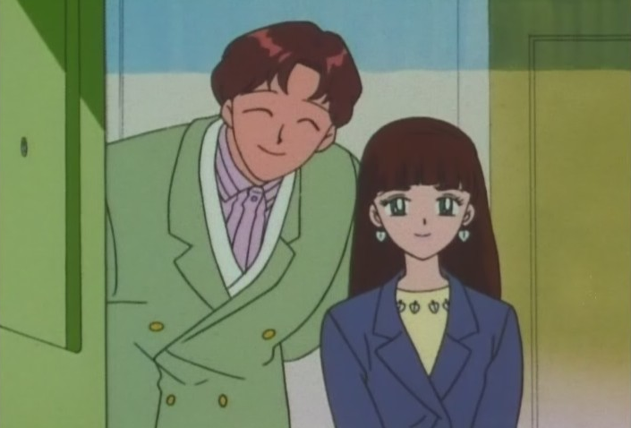 """Hi Mamoru, we're here to check your hard drive."""
