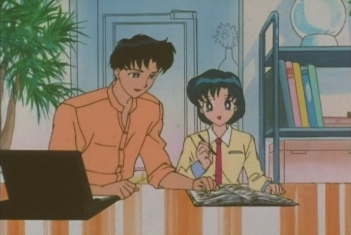 """Mamoru-san, you're so funny! Tell me, am I going to die alone?"""
