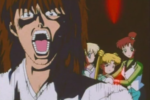 4:9 - Protect Mamoru! Jealousy of Usagi the Ninja