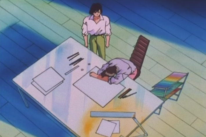This is literally the sexiest scene in Sailor Moon