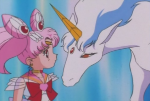 4:16 - Time to Believe in the Pegasus! The Super Transformations of the Four Senshi